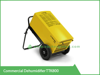 Commercial Dehumidifier TTK800 Vacker KSA